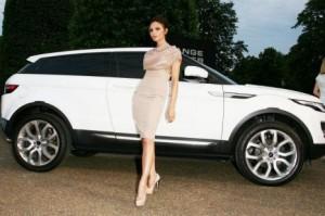 VB Designed Land Rover Evoque